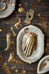 Hand ornament  EW-4144
