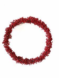 Rode bessen krans EW-5476